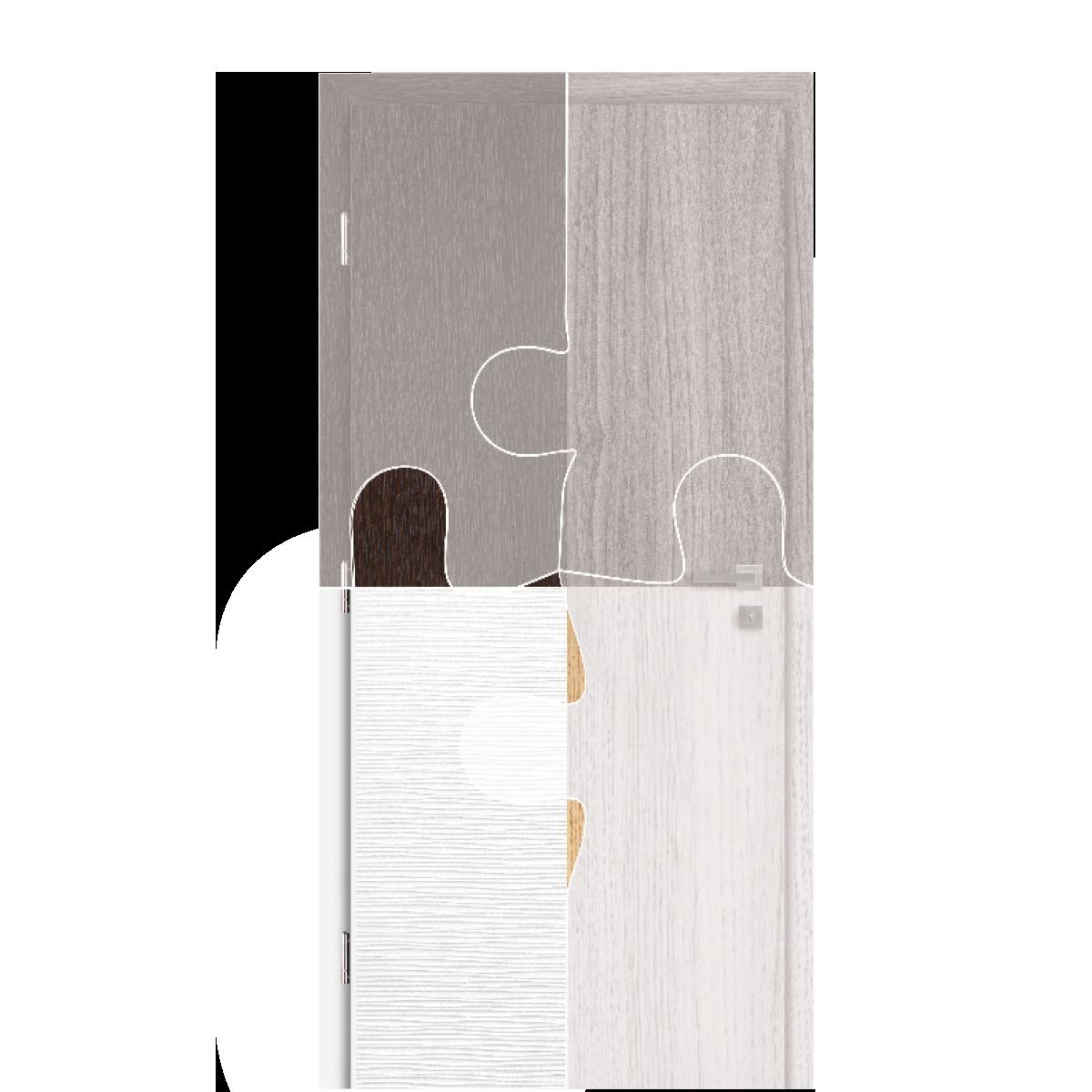 3d hdf für formtüren — h-flachs